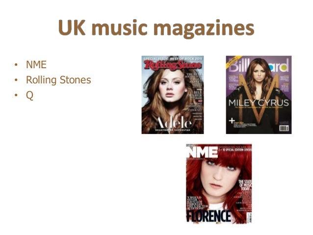 Analyse music magazine