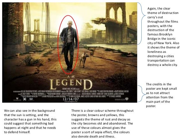 i am legend essay But for robert neville in the book i am legend, the battle for survival is all too real may 14, 2018, from .