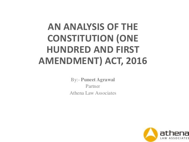 analysis of the us first amendment The first amendment of the united states was ratified, along with nine other amendments to the constitution of the united states making up the bill of rights, on december 15, 1791.