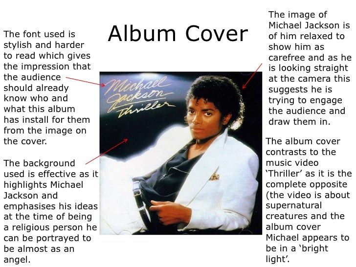Critical Analysis of Thriller - Michael Jackson