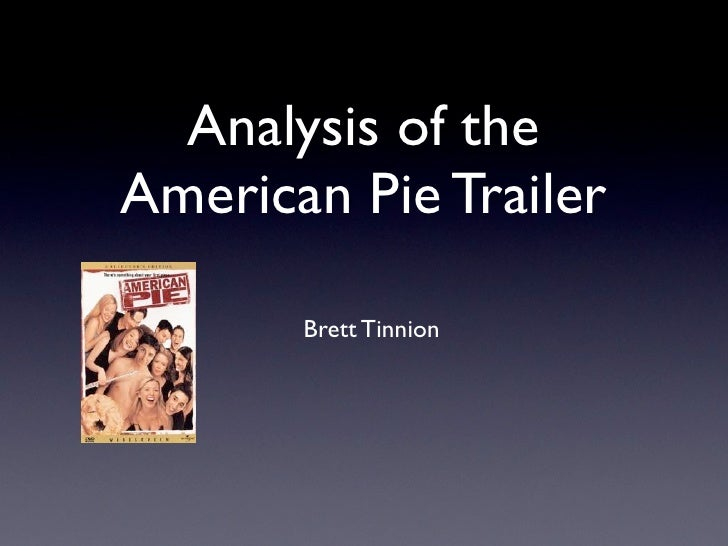 american pie analysis As the original manuscript for don mclean's 1971 classic is sold at auction, fans may finally discover what his song of the century is really about so what are the popular theories when.