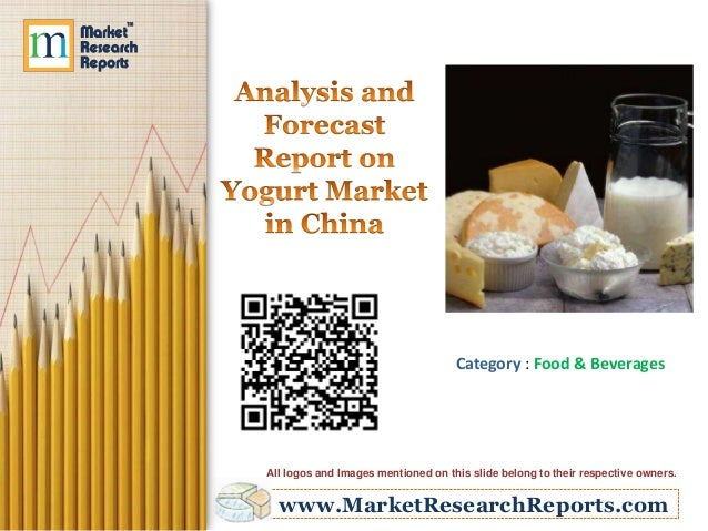 Analysis and Forecast Report on Yogurt Market in China