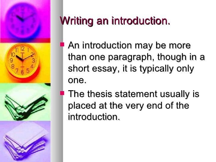 how to write an analysis essays