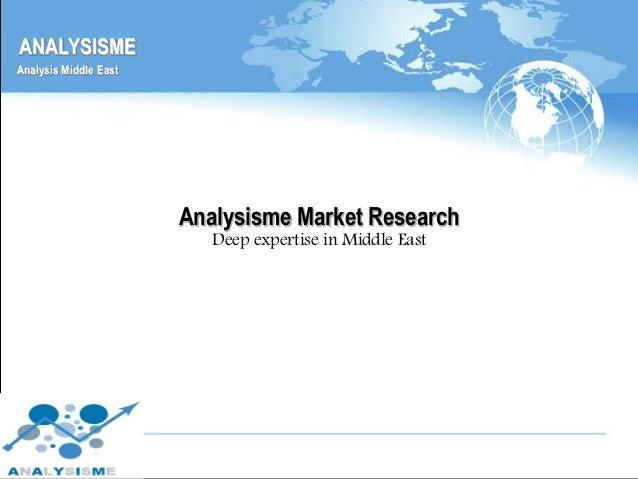Analysisme   analysis middle east