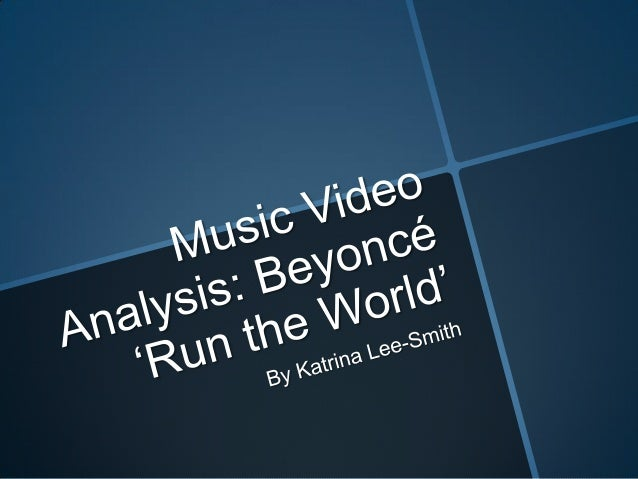 Analysis of beyonce