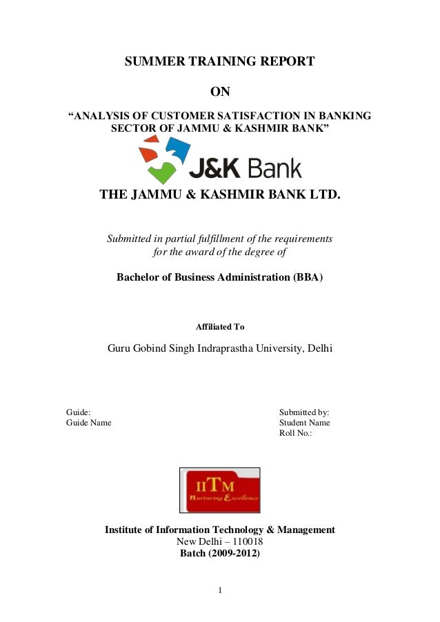 thesis on the banking industry Performance of the indian banking industry over this open access senior thesis is brought to share price performance of the indian banking industry.