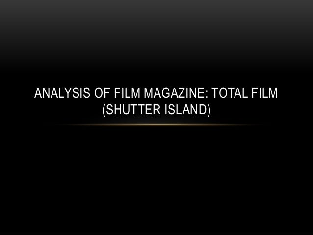 shutter island symbolism essay The symbolism of water and fire in the movie shutter island  mise en scène &  the visual themes of wes anderson, a video essay exploring the film.