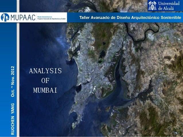 Analysis of Mumbai - Jijamata Nagar