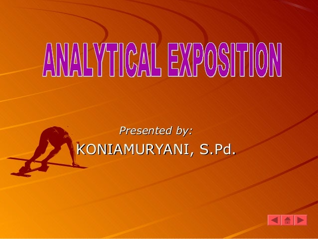Presented by:Presented by: KONIAMURYANI, S.Pd.KONIAMURYANI, S.Pd.