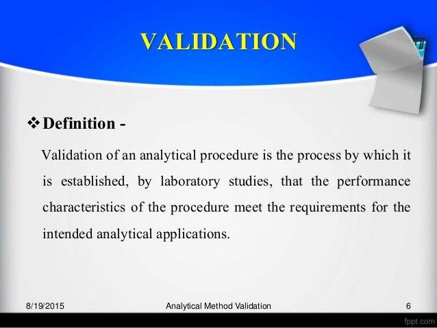 analytical definition essay