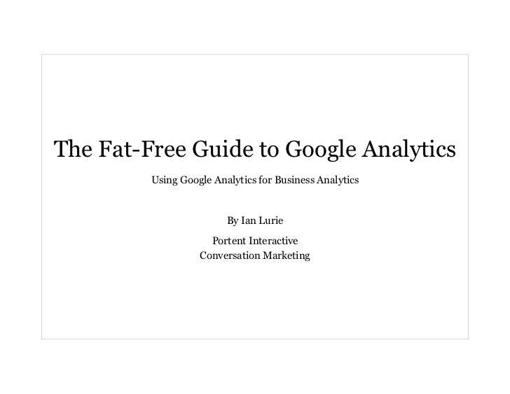 Analytics ebook-sample