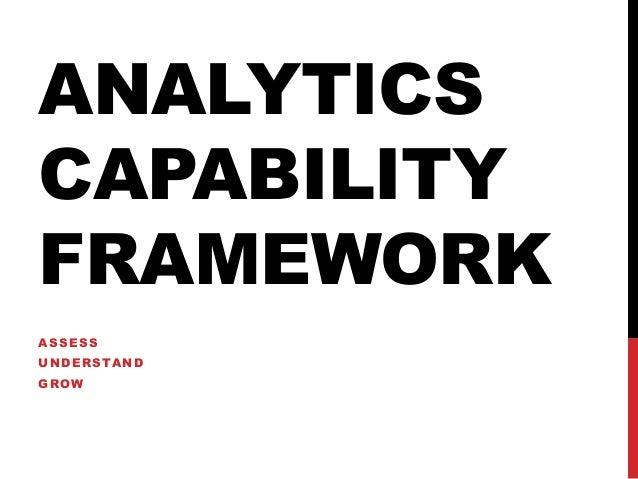 Analytics capability framework viramdas 201212 ssnet