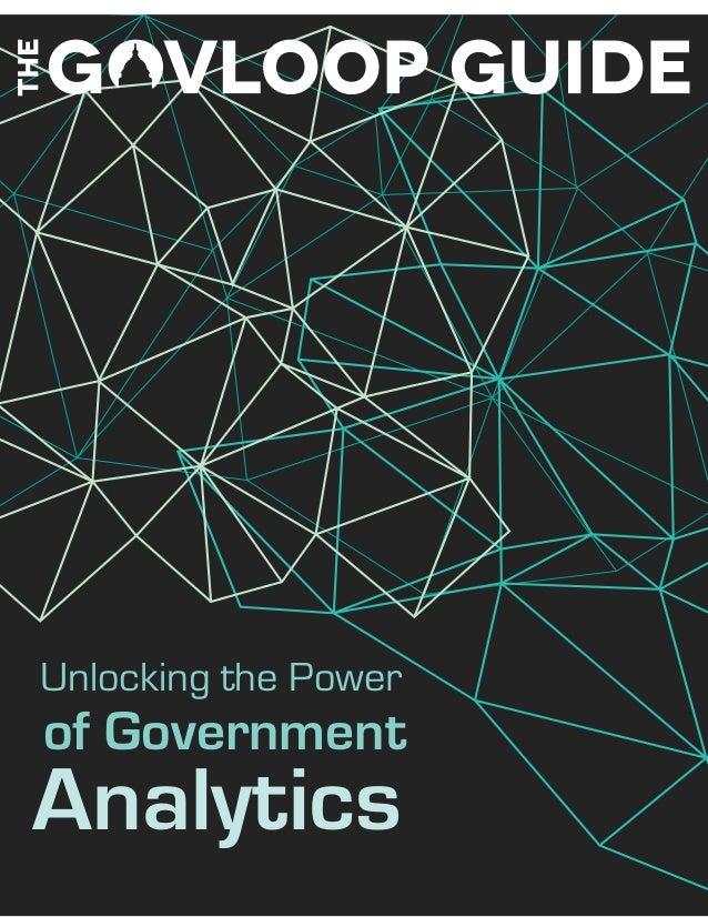Unlocking the Powerof GovernmentAnalytics