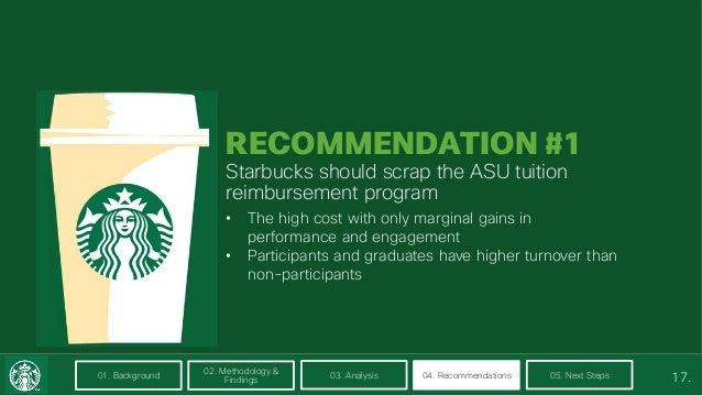 starbucks recommendations