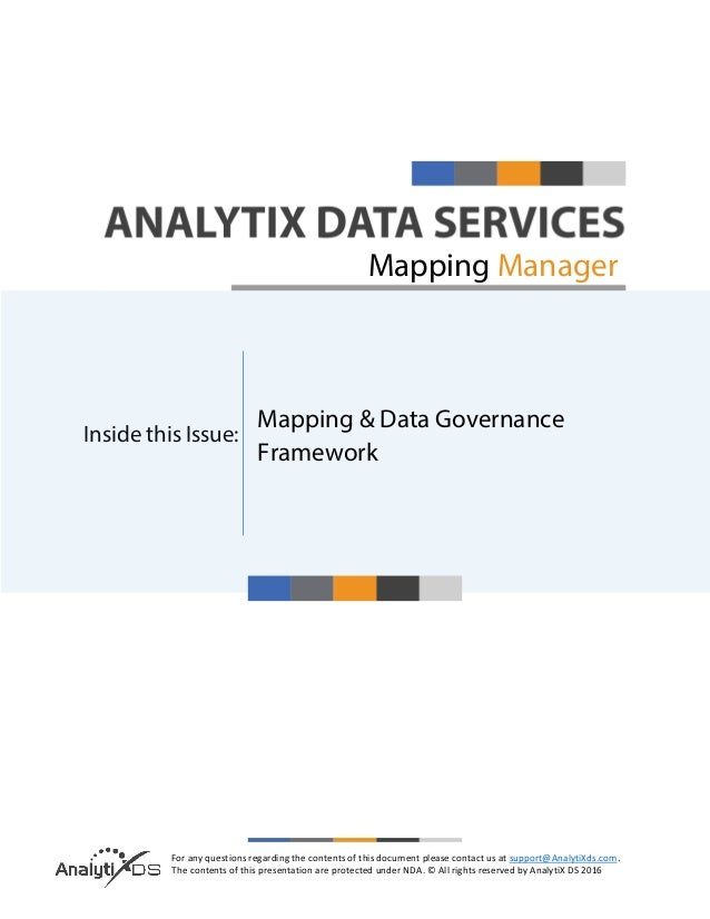 AnalytiX Mapping Manager Data Lineage Impact Analysis reference data