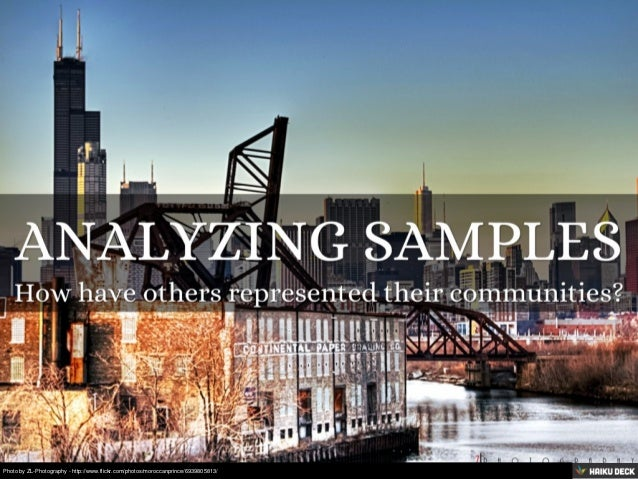 Analyzing Samples