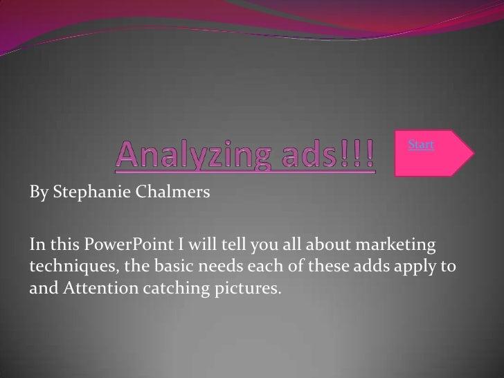 Print Advertisement Examples