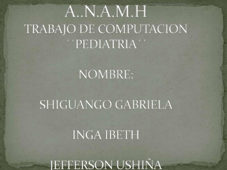 Anamh