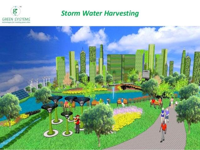 Storm Water Harvesting