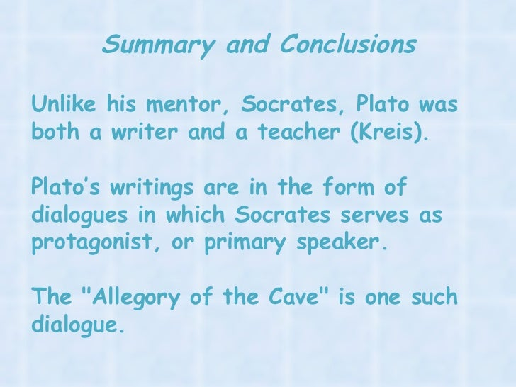 allegory of the cave analysis 2 essay