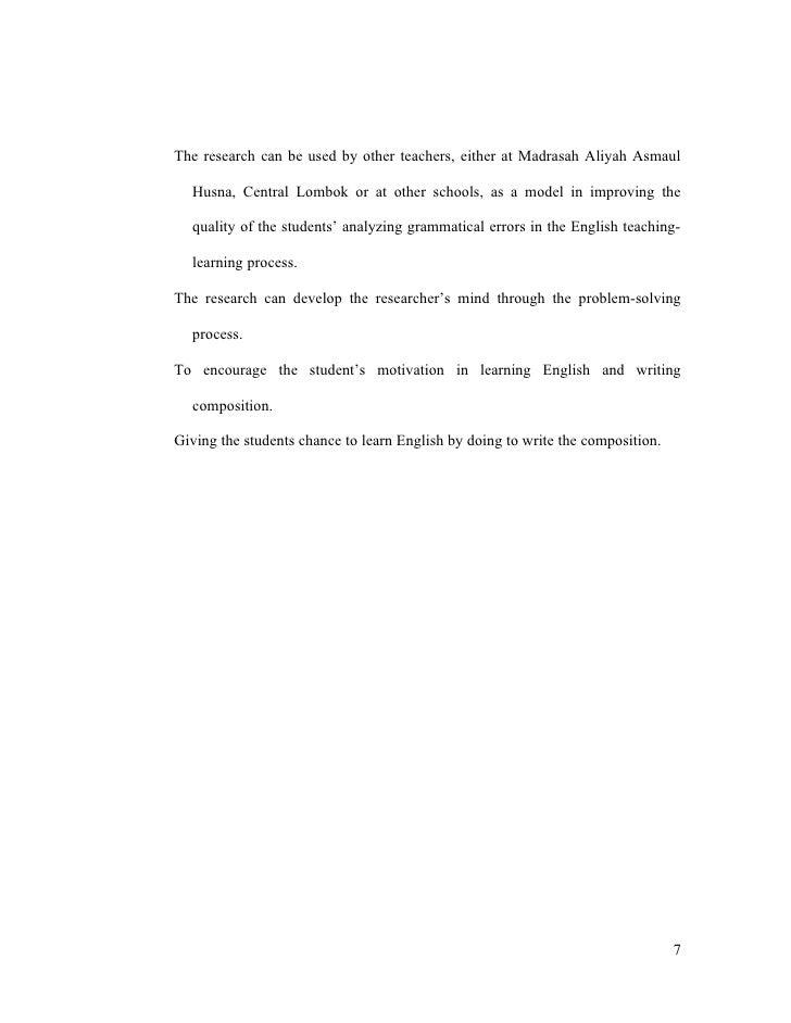 How to minimise grammar error on essay writing?