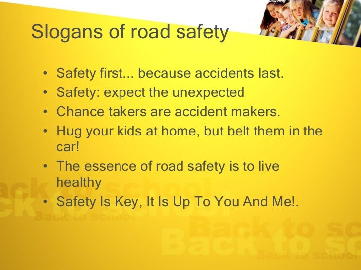 Pedestrian road accidents essay