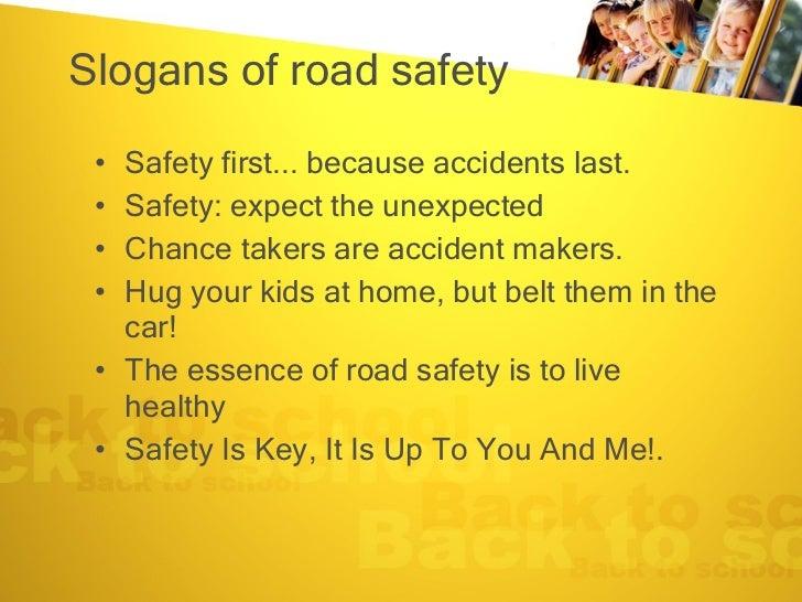 Car Accident Prevention Ppt