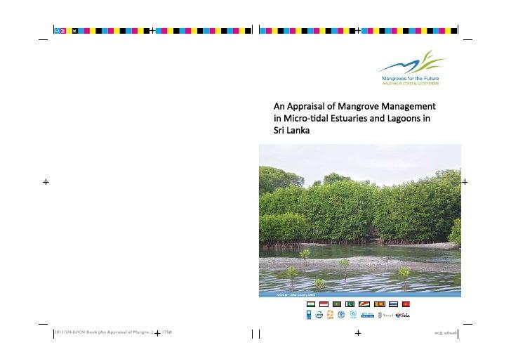 An Appraisal of Mangrove Management in Micro-tidal Estuaries and Lagoons in Sri Lanka