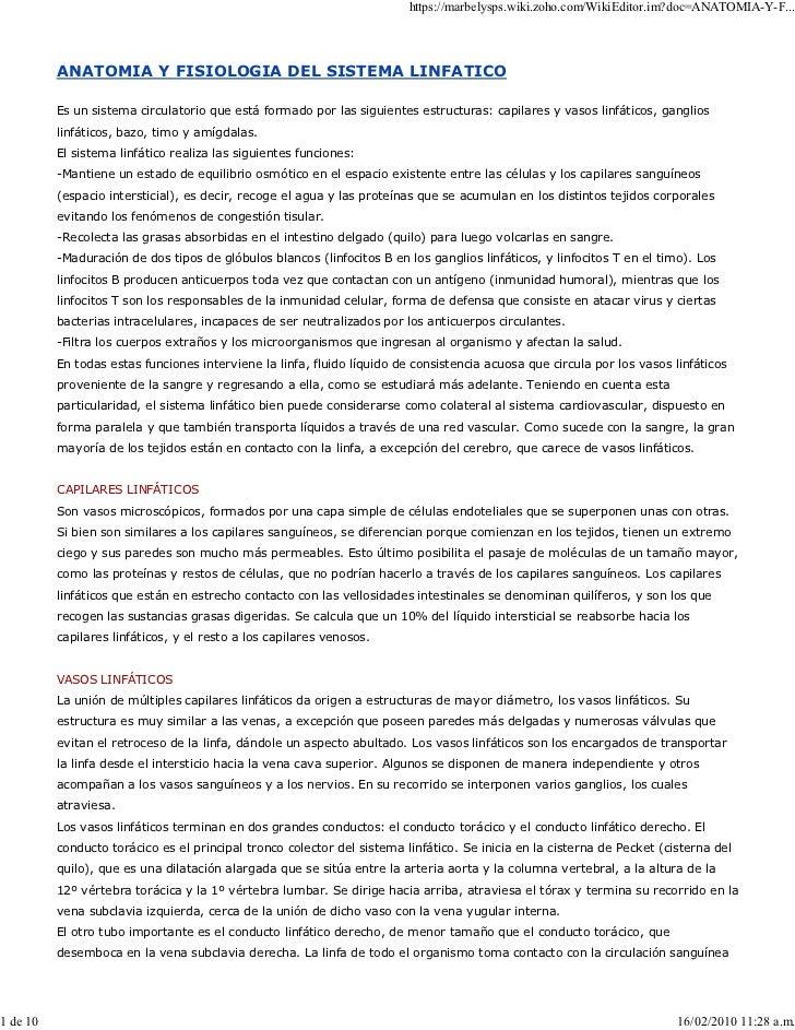 https://marbelysps.wiki.zoho.com/WikiEditor.im?doc=ANATOMIA-Y-F...          ANATOMIA Y FISIOLOGIA DEL SISTEMA LINFATICO   ...