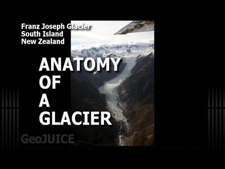 Anatomy of a Glacier