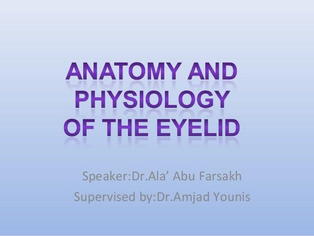 Speaker:Dr.Ala' Abu Farsakh Supervised by:Dr.Amjad Younis