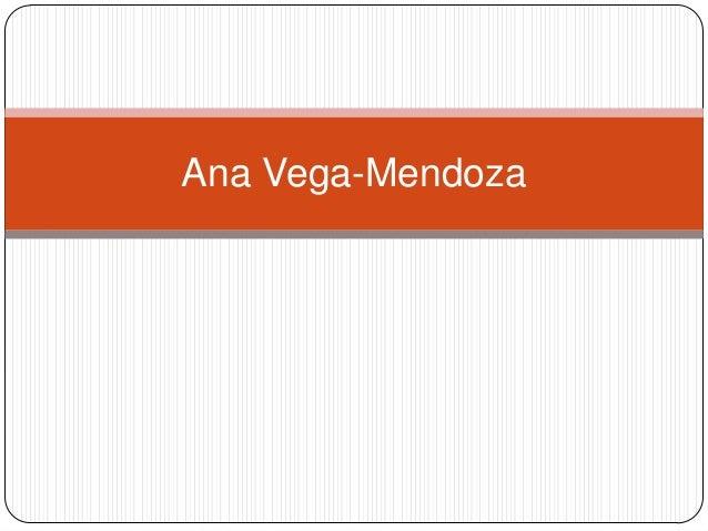 Ana Vega-Mendoza