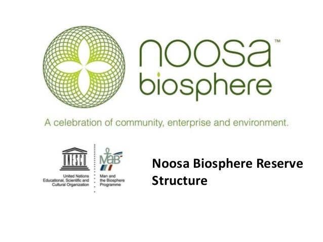 Noosa Biosphere Ltd - Review Presentation 2 - Structures