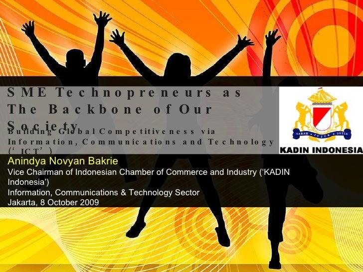 Microsoft Innovation Day 2009 - Keynote by ANB