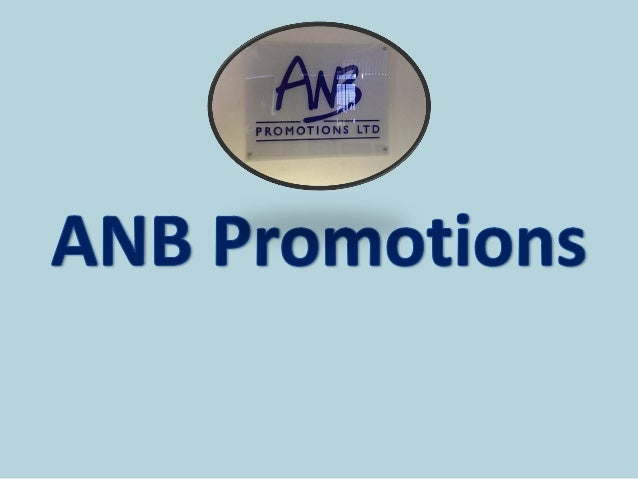 ANB Promotions - A Top Day Out