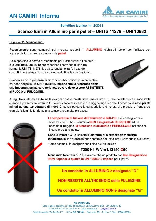 Generatori di calore: la nuova UNI 106- UNI - ENTE ITALIANO DI
