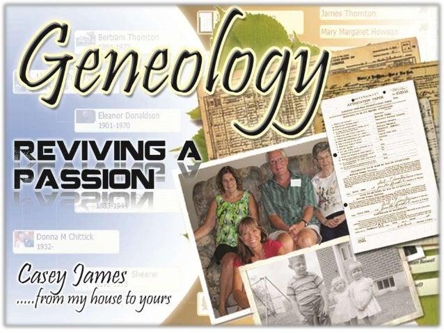 Ancestry Geneology