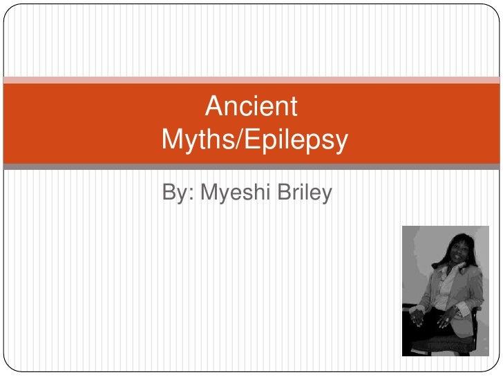 Ancient  Myths  Epilepsy