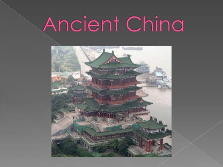 Crafts and ArtisansJade and bronze were the most prizedmaterials in Ancient China. Jade wasbelieved to have magical proper...