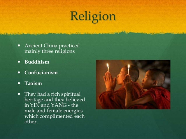 the beliefs of chinas religious system daoism confucianism and buddhism The main reason given for religious belief is to meet between spiritual and material life in contemporary china profile of confucianism and buddhism.
