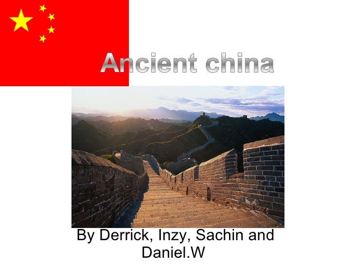 Ancient China Project Part 1