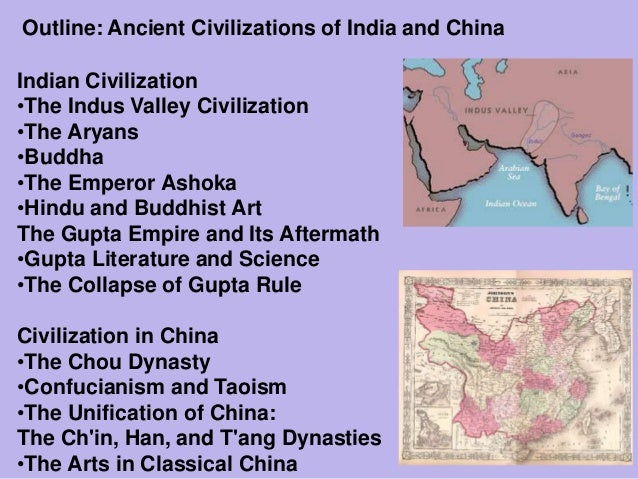 a history of ancient chinas civilization Annotated chronological outline of chinese history 10,000-2,000 bce shang, and zhou), thought to mark the beginning of chinese civilization:.