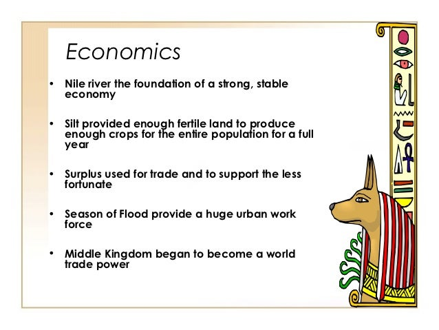 Ancient Egyptian Economy And Trade ancient egypt history 3 kingdoms