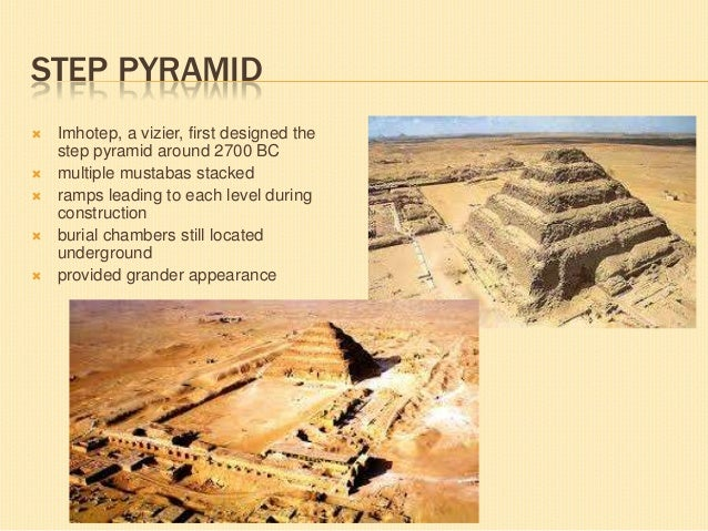 What are pyramids and mummies?