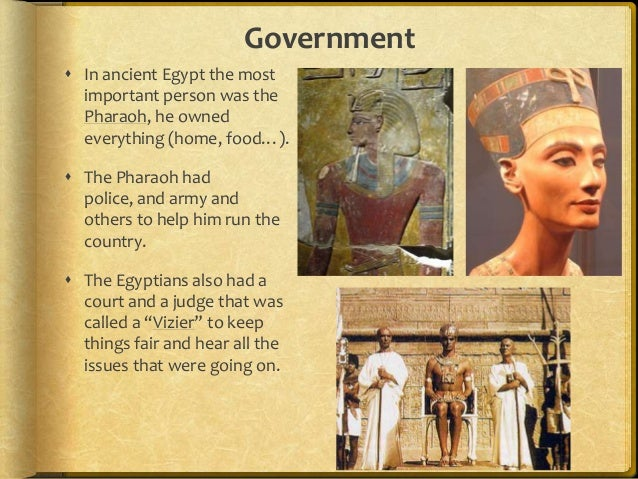 the ancient egyptians essay