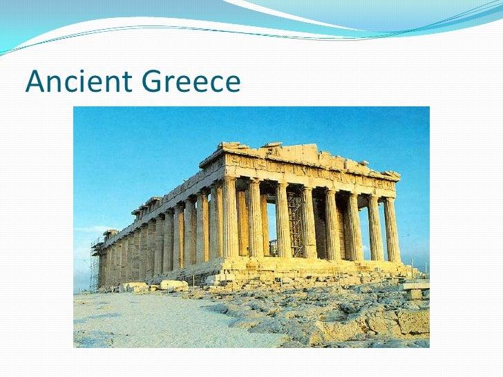 Ancient Greece<br />