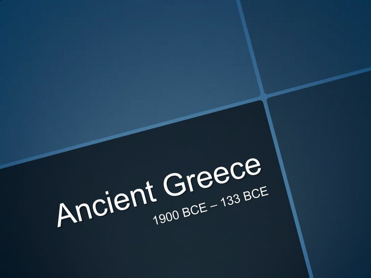 Geography was important in the development ofGreek civilization. Greece occupies a small area, haslots of mountains, and m...