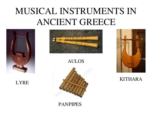 the music of ancient greece and the instruments we still use today Ancient music is music that china, greece and rome ancient music is designated by the yield any secure idea of how ancient egyptian instruments.