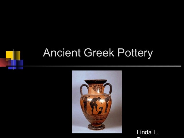 Ancient greecepottery