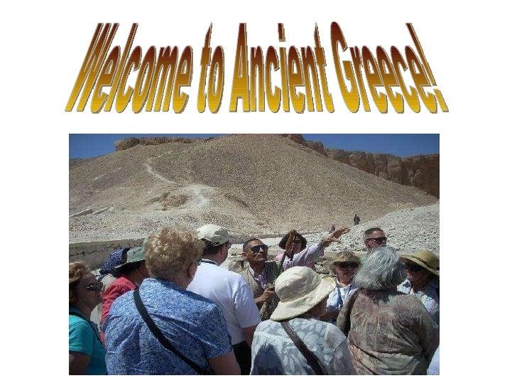 Ancient greece tours by Randi C